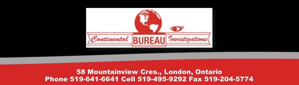 Continental Investigations Bureau